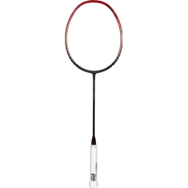 Li-Ning 3D Break-Free N 90 IV 4th series 2018 edition G2 Unstrung  (Black, Weight - 87 g)