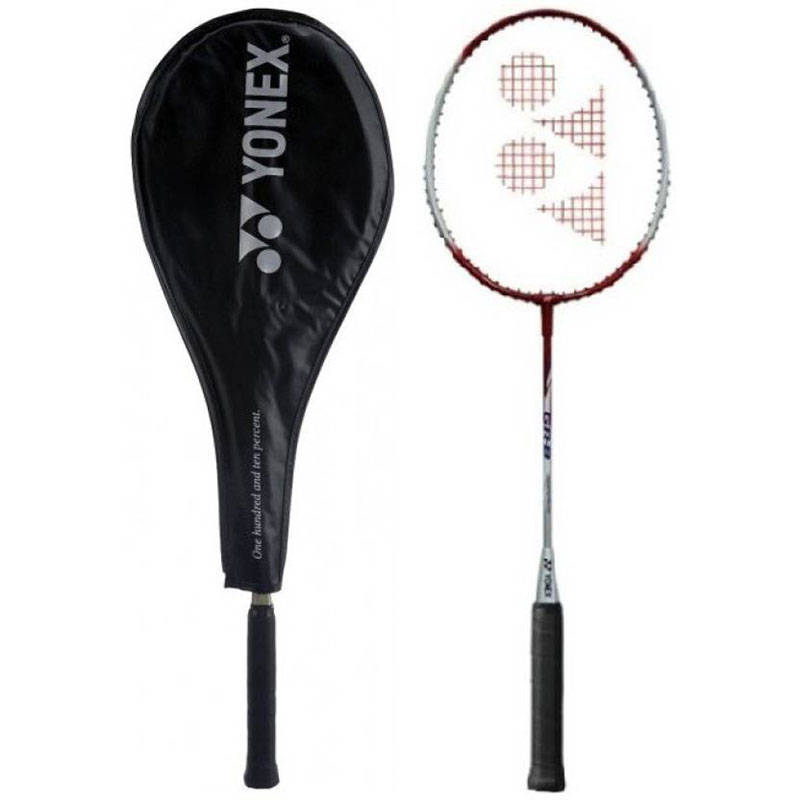 Yonex Two 'GR Beta' Badminton Racquet (Color On Availability) G4 Strung  (Multicolor, Weight - 95 g)