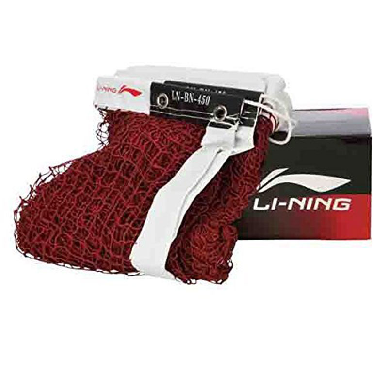 Li-Ning Net-450 Badminton Nylon Net (Brown)