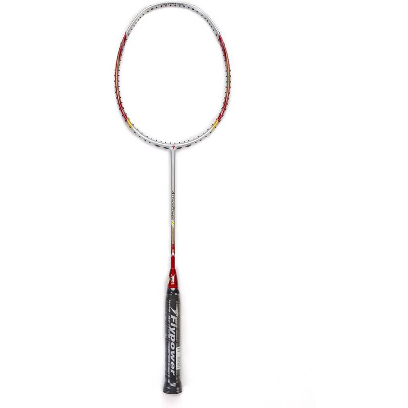 Flypower Attack Power 08 3U-G2 Unstrung  (Maroon, Weight - 87 g)