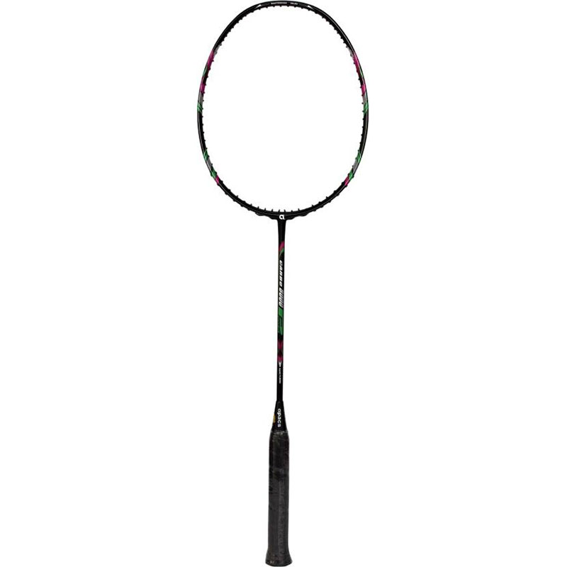 APACS CARBO 8000 Nano Fusion G2 Unstrung  (Black, Weight - 85 g)