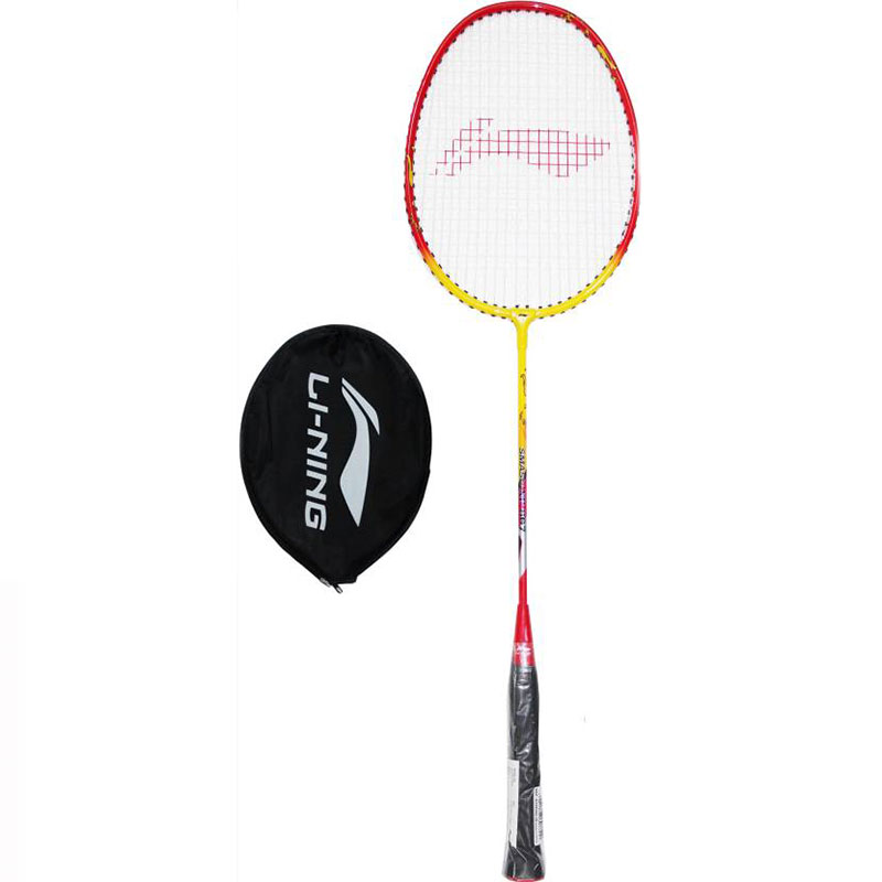 Li-Ning Smash XP 807 G4 Strung  (Multicolor, Weight - 85 g)