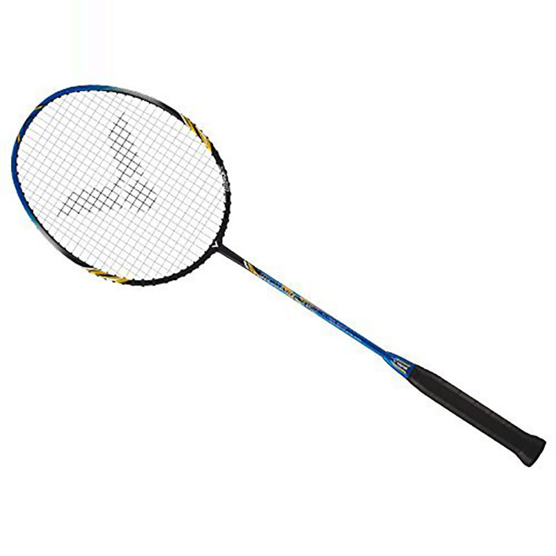 VICTOR Challanger 7450F Full graphite badminton Racket (CHA-7450F-4U) - Free Nylon Shuttle (Pack of 3) with every order