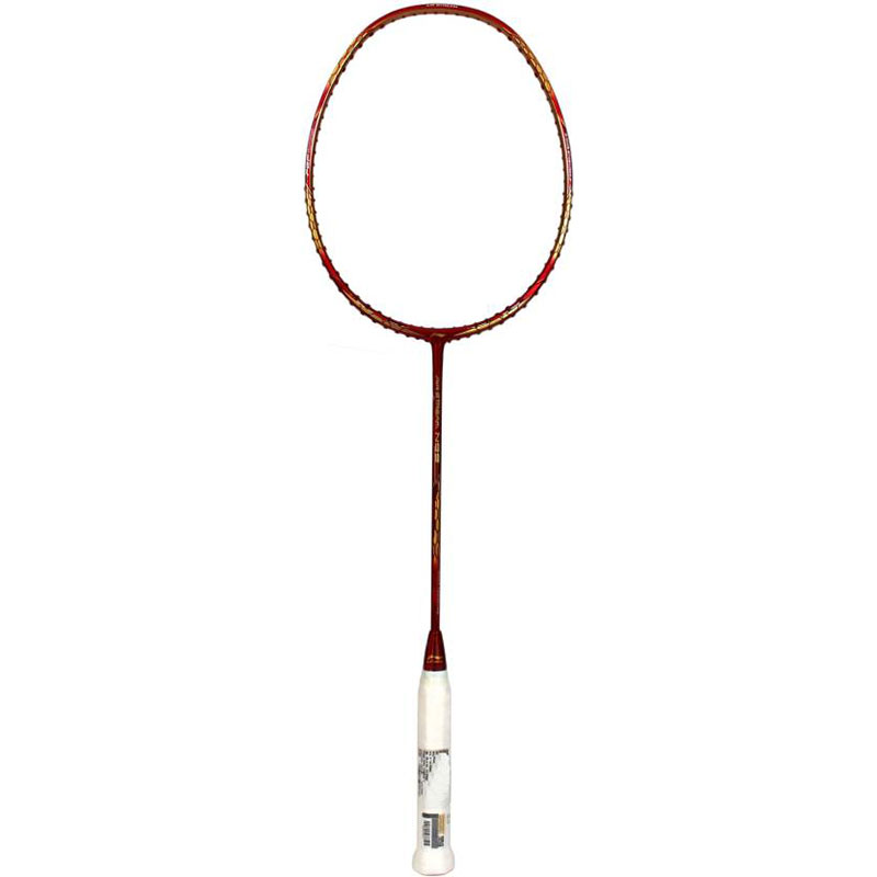 Li-Ning Air-stream N 99 Gold Medal Edition G2 Unstrung  (Red, Weight - 88 g)