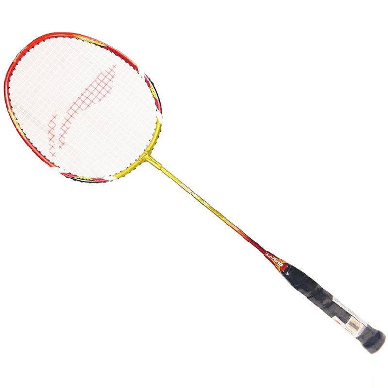 Li-Ning Pro Strung Badminton Racquet Combo, Set of 2 with full covers