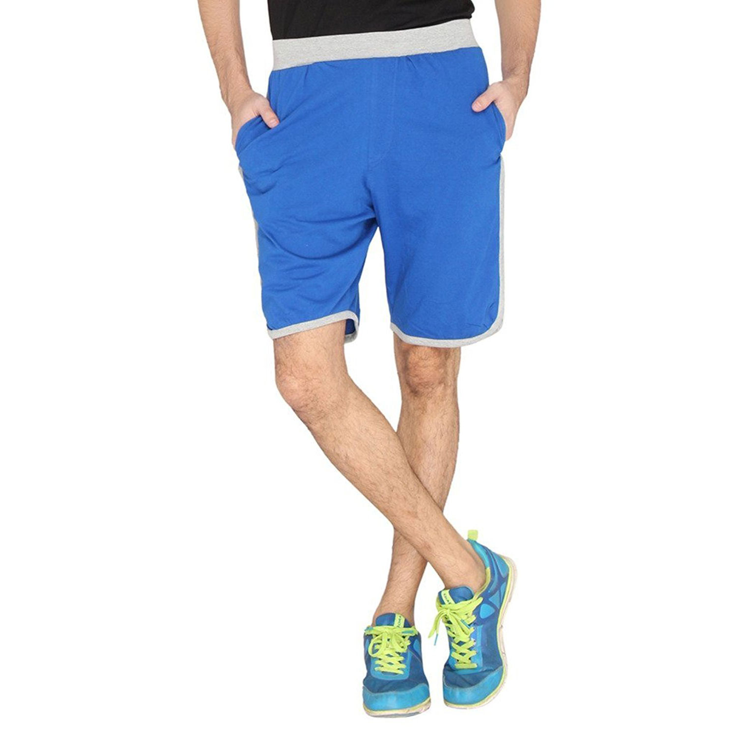 LUCfashion Men's Exclusive Premium Fashionable Sports Shorts