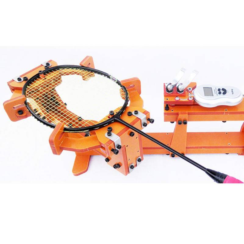 T-king Winch Type Personal DIY Badminton Racket Stringing Machine Pulling Threading Machine