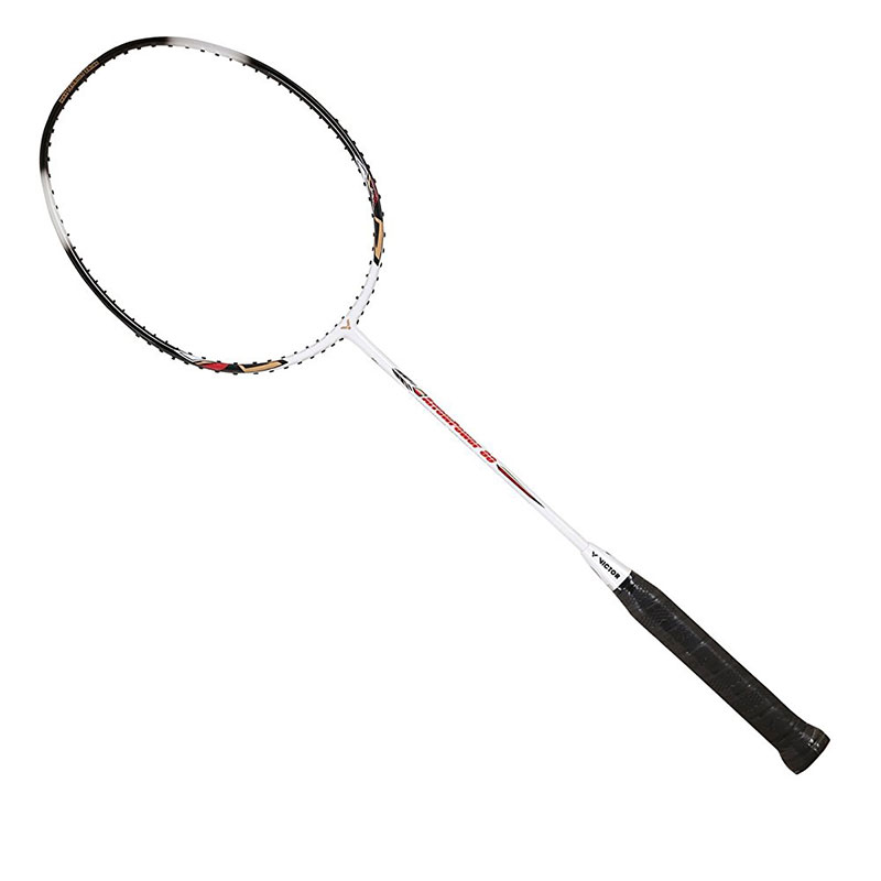 Victor Arrow Power 80 Unstrung Badminton racket tension upto 30lbs