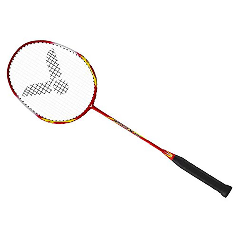 VICTOR Meteor X 8266 Aluminium frame and Graphite Shaft Strung badminton Racket (MX-8266)