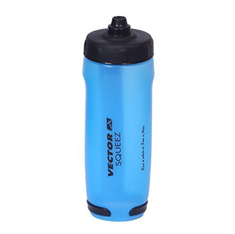 Vector X Squeeze 525 ml Sipper  (Pack of 1, Blue)