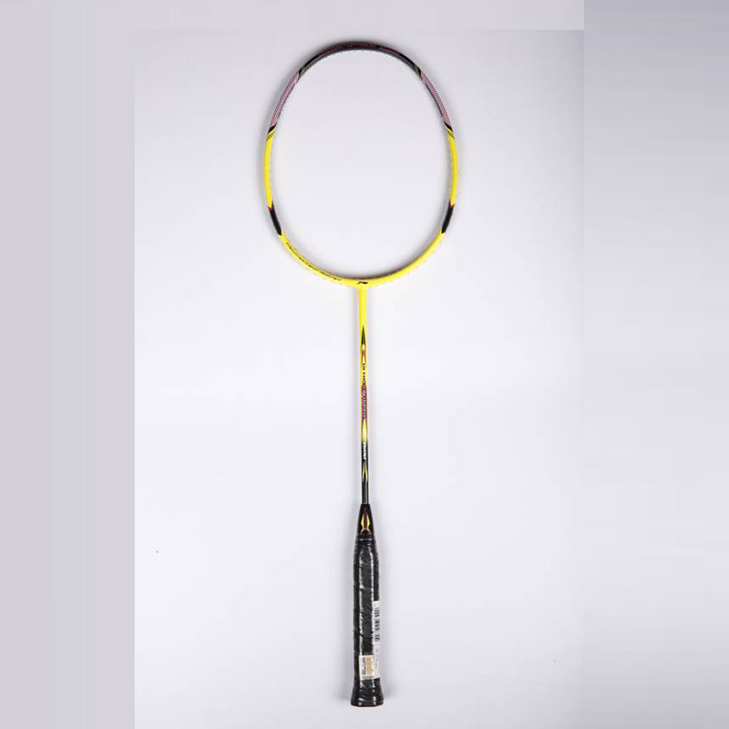 Li-Ning ULTRA CARBON 3500 GP102 Unstrung  (Yellow, Weight - 89 g)