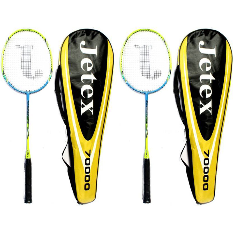 jetex 70000 g4 Strung  (Yellow, Weight - 96 g)