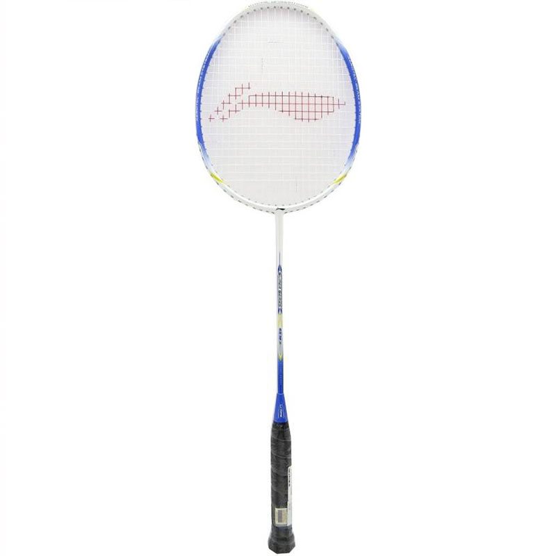 Li-Ning SS 98-III S2 Strung  (Blue, White, Weight - W2)