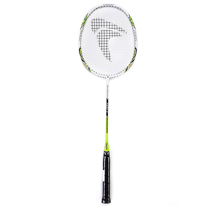 Flypower Carbon Graphite Strung Racket- Agni 03
