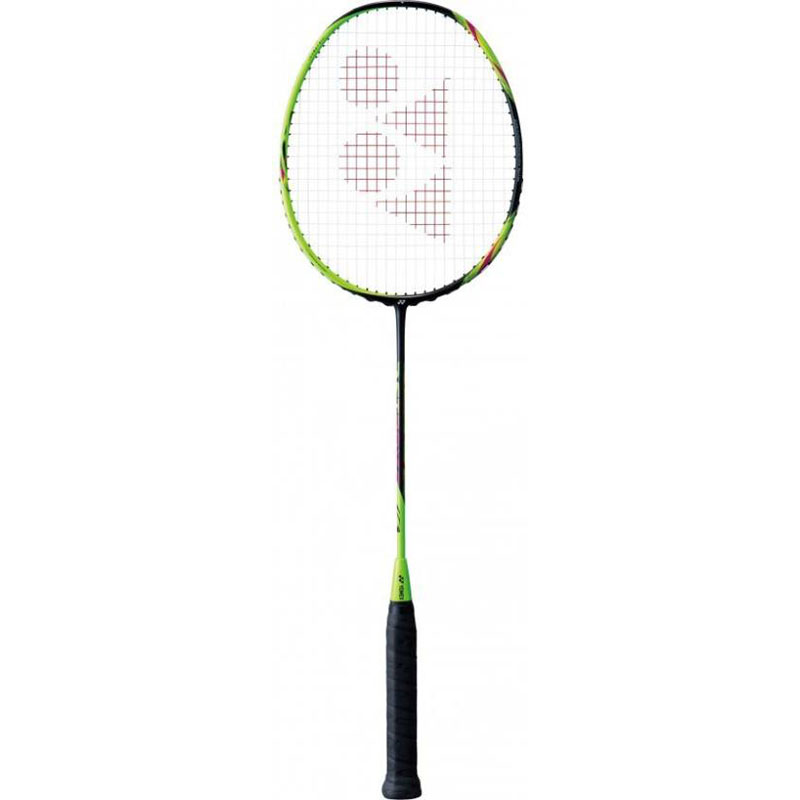 Yonex Astrox 6 G4 Strung  (Black, Yellow, Weight - 85 g)