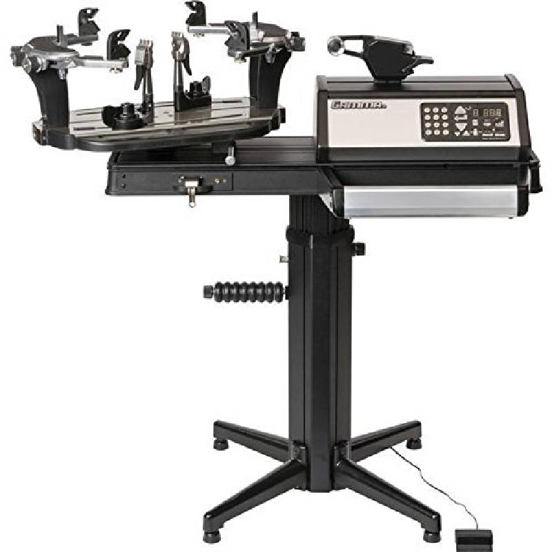 Gamma 7900 ELS 6PT Quick Mount w/LCD Stringing Machine