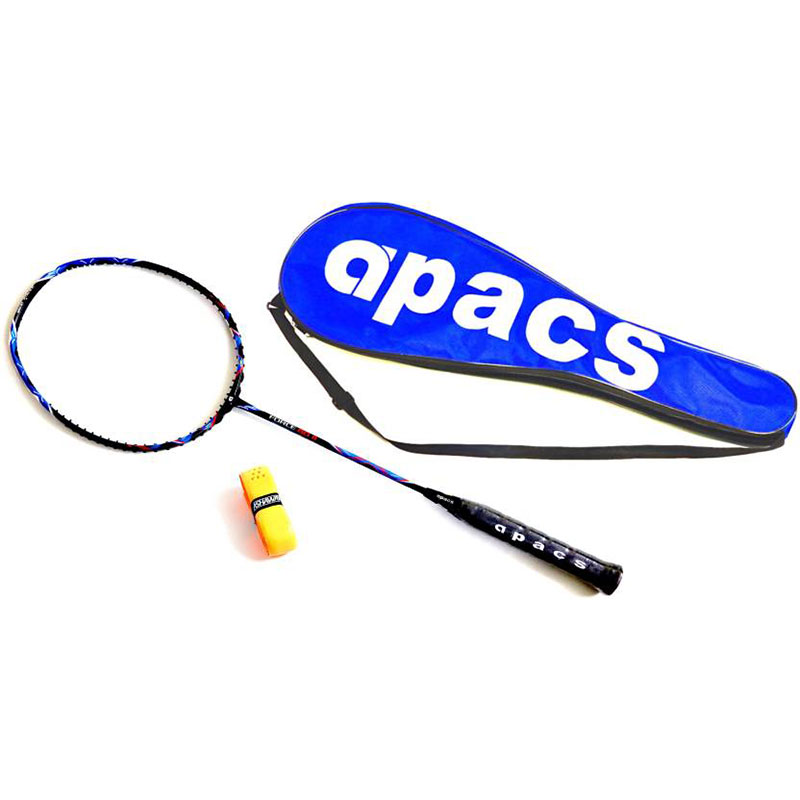 APACS FORCE 80 II MULTICOLOR 86g 4U G2 Unstrung  (Multicolor, Weight - 86 g)