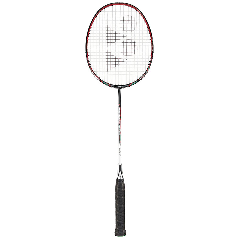 Yonex Nanoray 80FX Badminton Racquet (Black/Red)