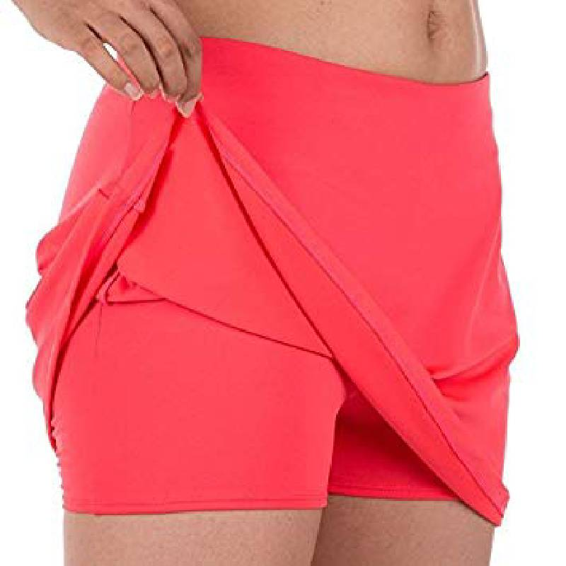 Artengo Essential Women's Tennis Badminton Table Tennis Padel Squash Skirt