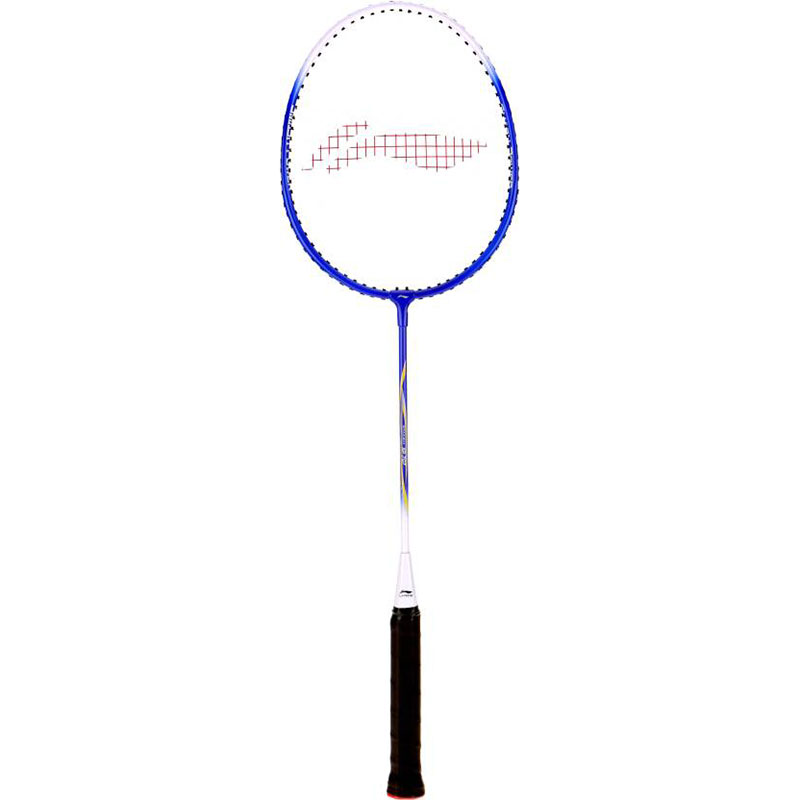 Li-Ning SMASH XP 707 G4 Strung  (Blue, White, Weight - 85 g)