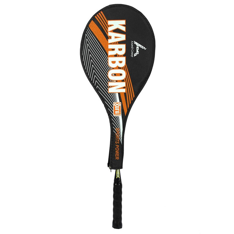 Guru Karbon BR03-A Badminton Racquets Pack of One With Cover, Size 27 inch