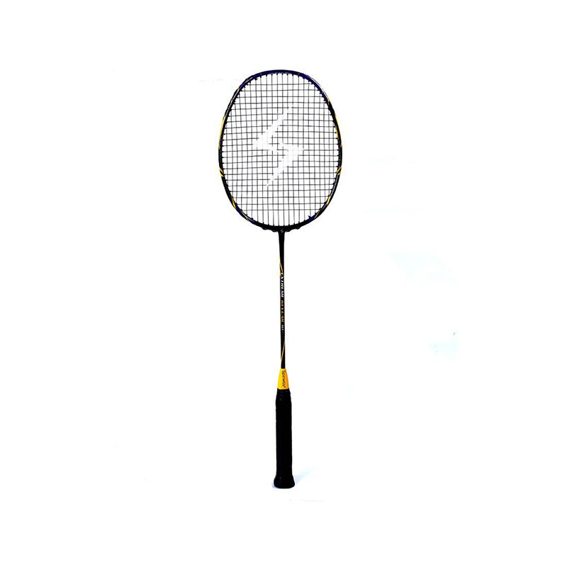 Spinway Badminton Extreme Kevlar M1 Racket , Hot Melt + Kevlar , (With cover bag )