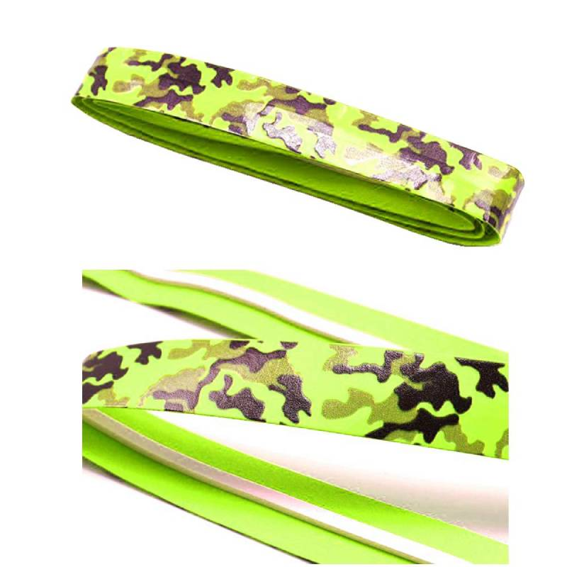 Supfan Tennis Grip has a Unique Color Pattern.Increase The Grip and Anti-skidresistance Design
