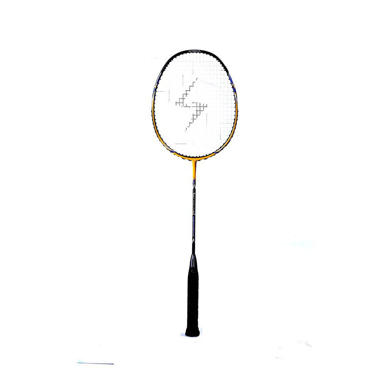 Spinway® Badminton Tornado Power M1 Racket ,Professional , Hot Melt , Lightweight, (With cover bag )